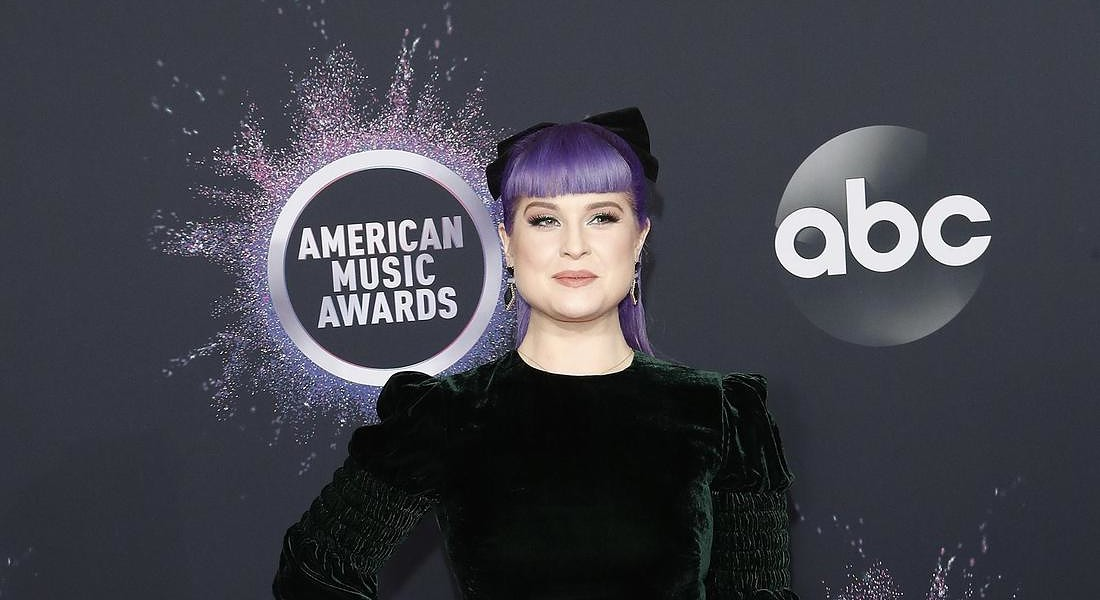 Arrivals - 2019 American Music Awards  British singer-songwriter Kelly Osbourne © EPA