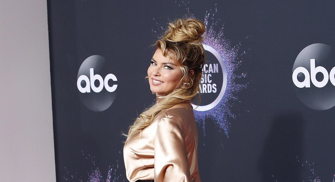 Arrivals - 2019 American Music Awards  Canadian singer-songwriter Shania Twain © EPA