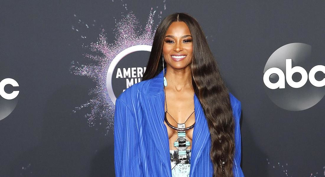 Arrivals - 2019 American Music Awards  US singer Ciara © EPA