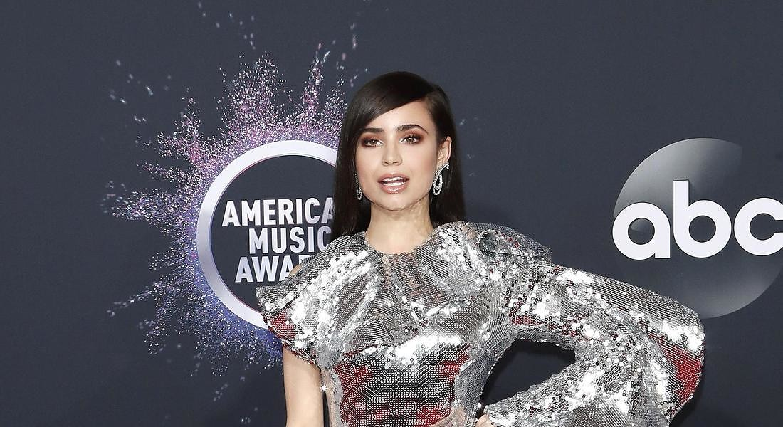 Arrivals - 2019 American Music Awards: US actress Sofia Carson © EPA