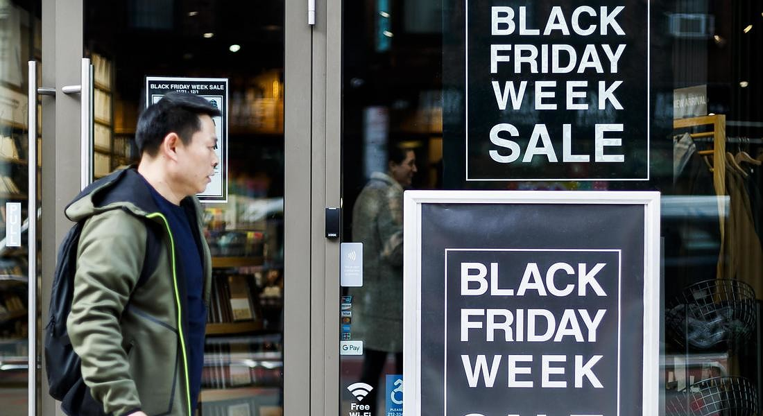 Black Friday Sales New York © EPA