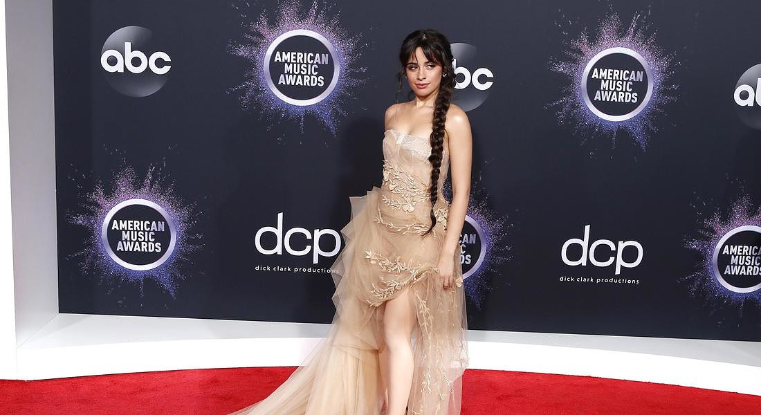 Arrivals - 2019 American Music Awards Cuban-American singer-songwriter Camila Cabello © EPA