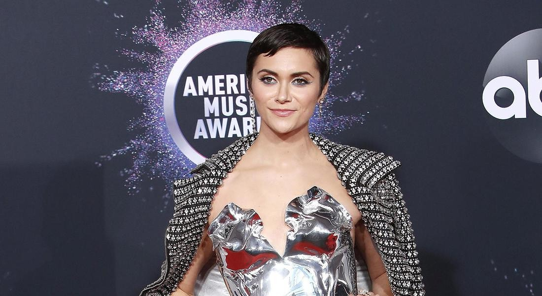 Arrivals - 2019 American Music Awards  US actress Alyson Stone © EPA