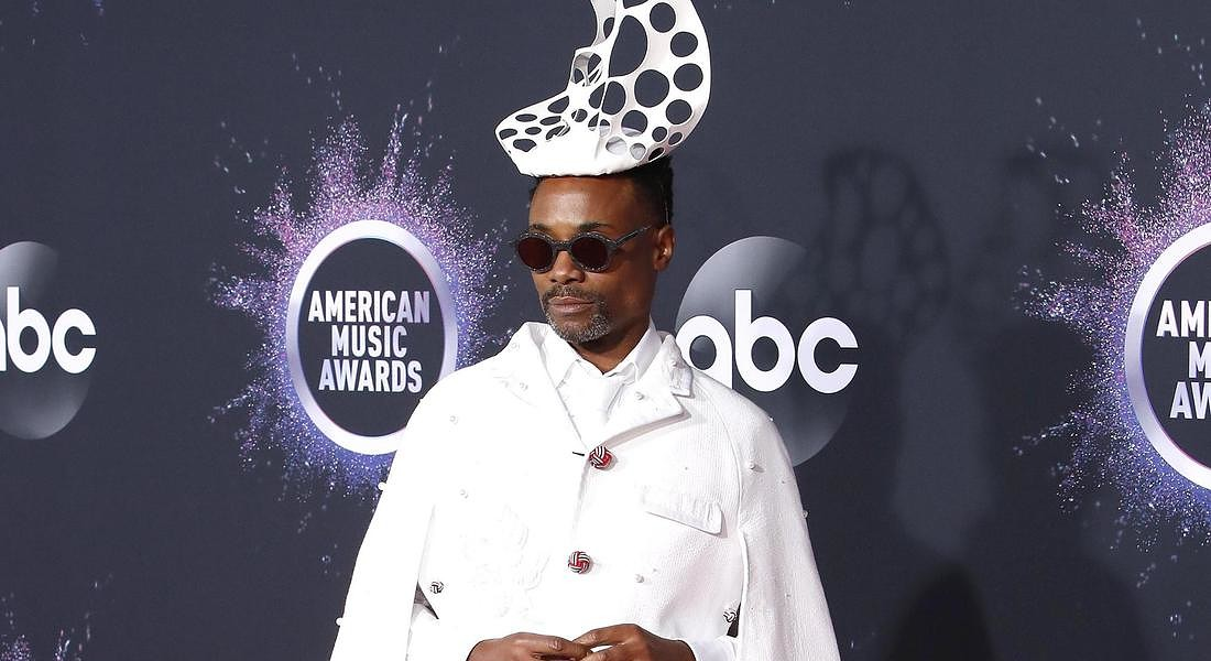 Arrivals - 2019 American Music Awards US singer-actor Billy Porter © EPA