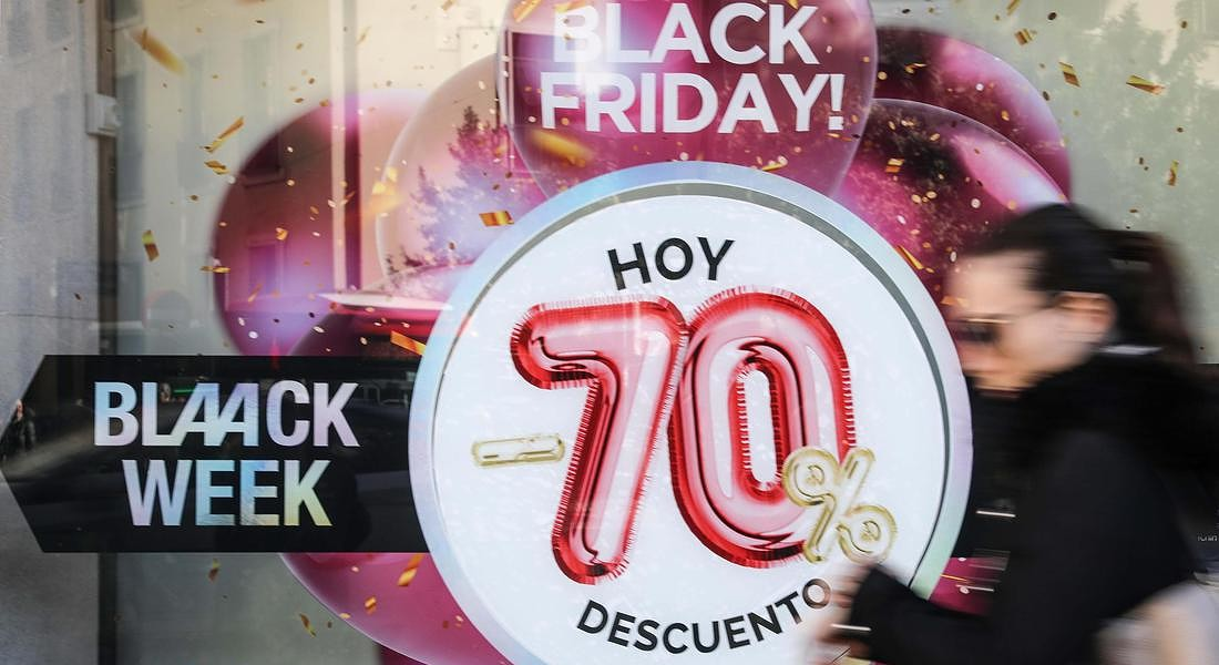 Black Friday in Spain © EPA