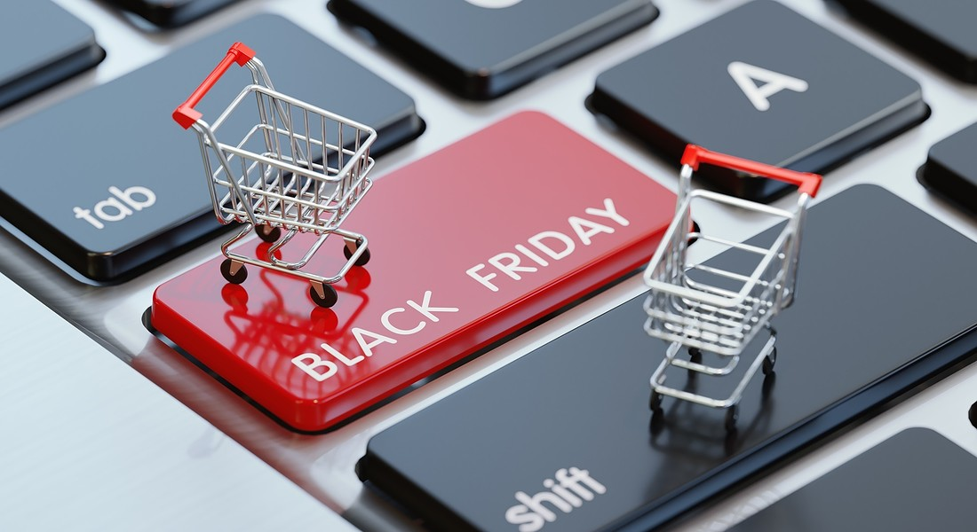 Black Friday, un fenomeno soprattutto on line. foto iStock. © Ansa