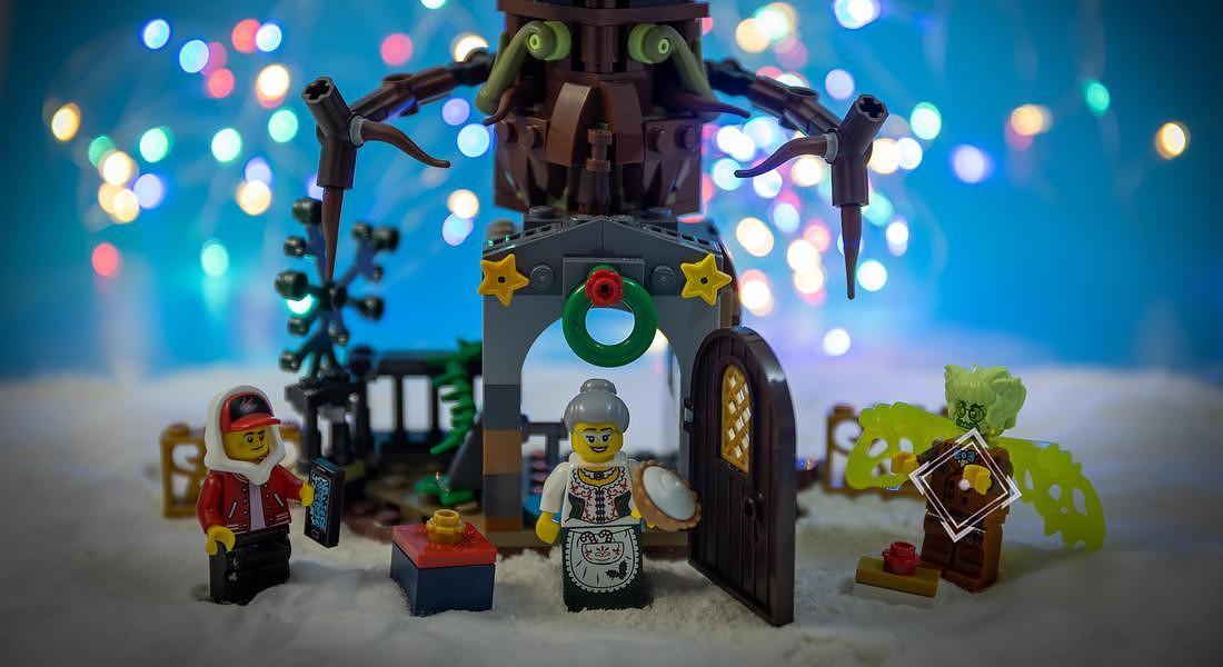 LEGO Hidden Side Natale 2019 © ANSA