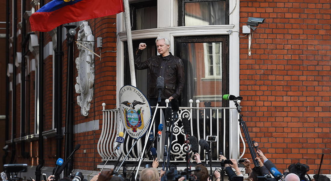 Swedish prosecutors drop rape case against Wikileaks founder Julian Assange © EPA