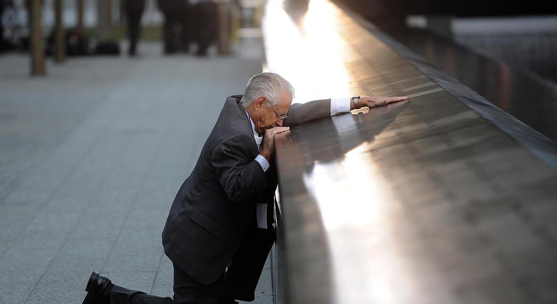 10th anniversary of 9/11 attacks - © EPA