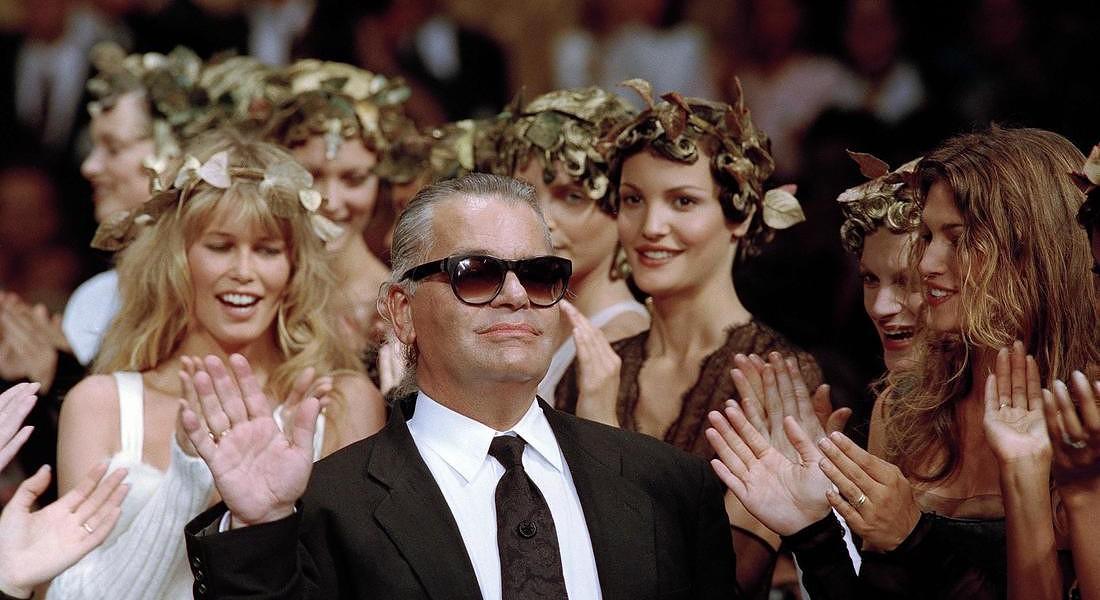 E' morto Karl Lagerfeld © AP