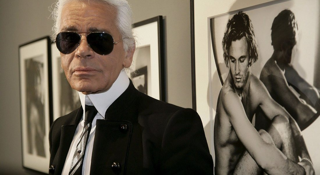 E' morto Karl Lagerfeld © EPA