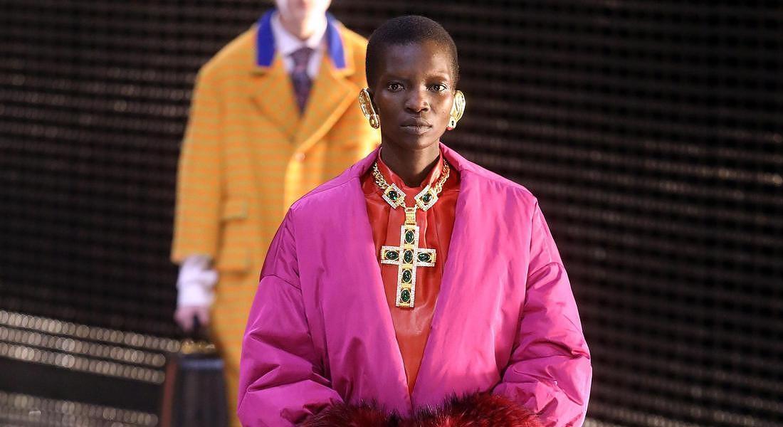 Milan Fashion Week: Gucci © ANSA