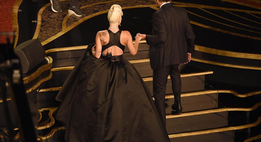 Lady Gaga,Bradley Cooper © AP