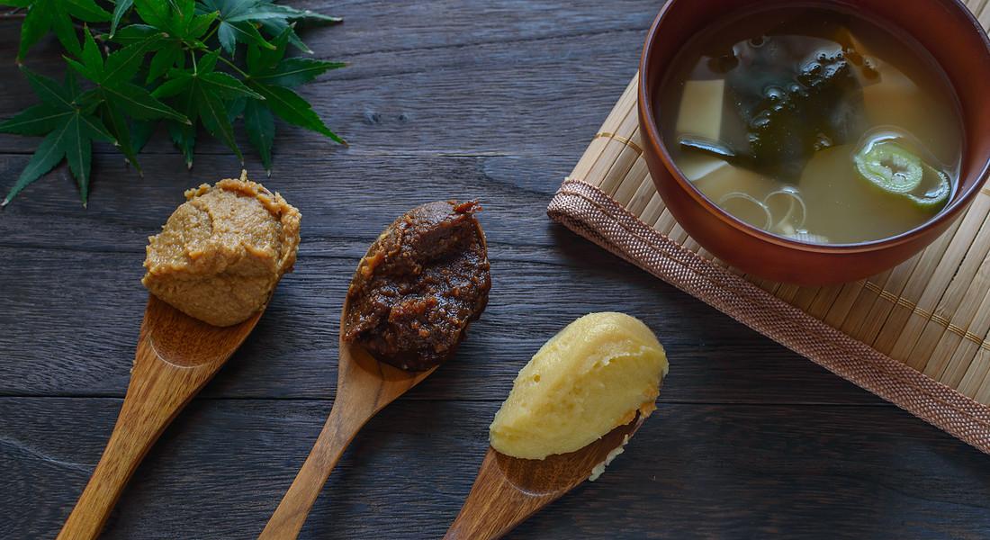 Miso giapponese (ottenuto dalla fermentazione di soia), foto iStock. © Ansa