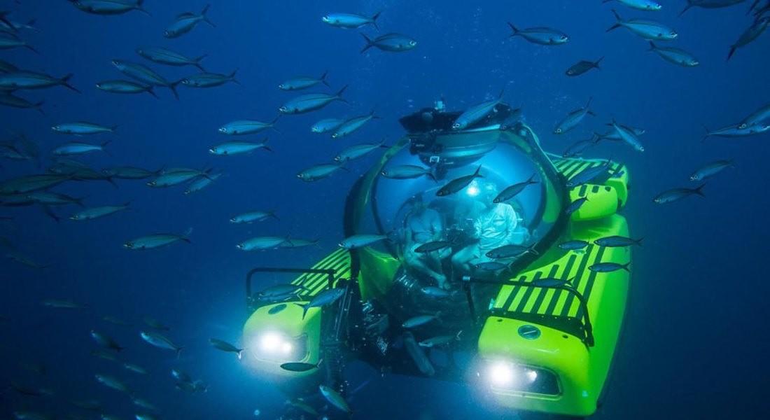 Mania sottomarini, qui il Triton Sub gioiello di tecnologia e design © Ansa