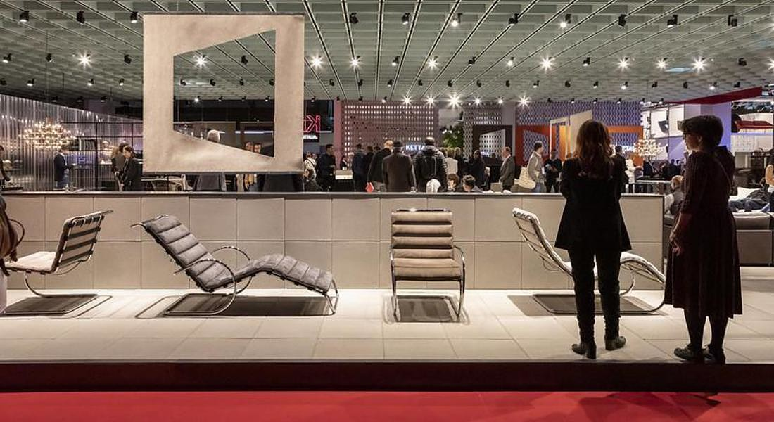 Knoll International Salone del Mobile 2019 © ANSA