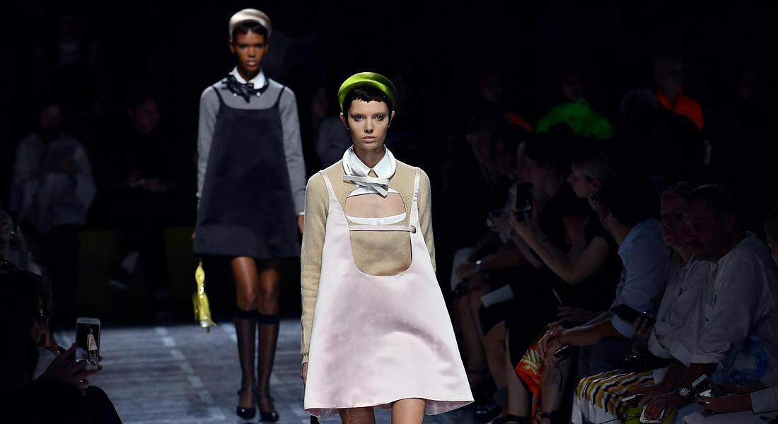 Milan fashion week: Prada © ANSA