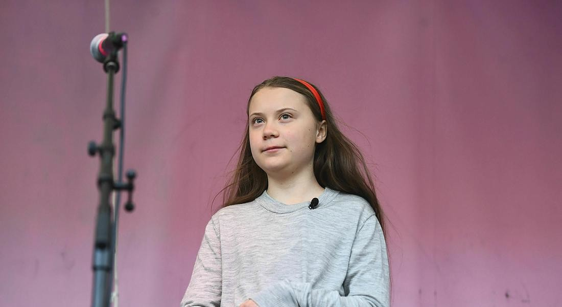 Britain Thunberg © AP