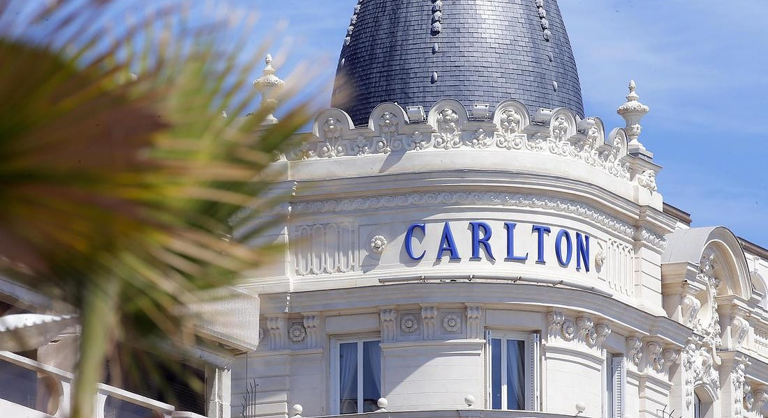 Features - 72nd Cannes Film Festival: l'hotel Carlton © EPA