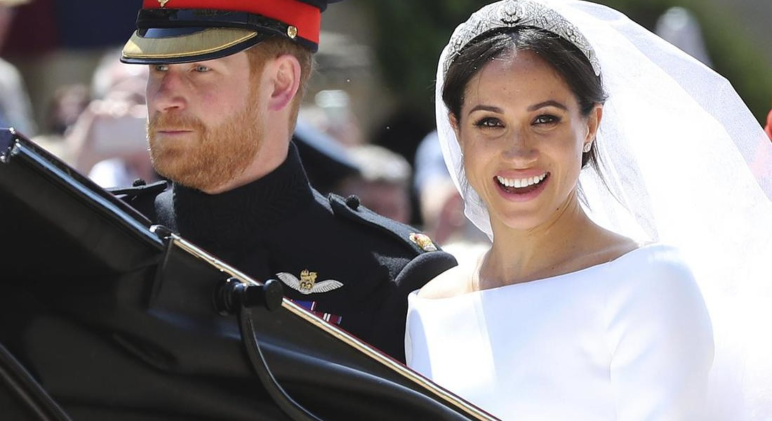 Harry e Meghan © AP