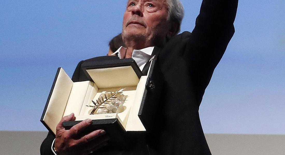 Alain Delon Tribute - 72nd Cannes Film Festival © EPA