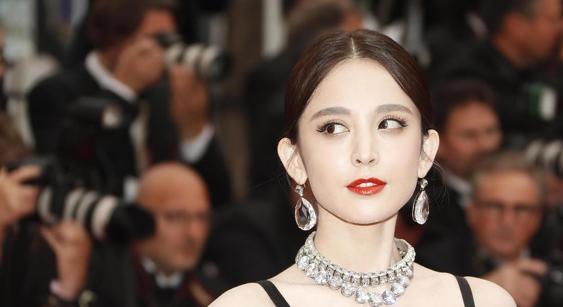 A Hidden Life Premiere - 72nd Cannes Film Festival l'attrice cinese  Coulee Nazha © EPA