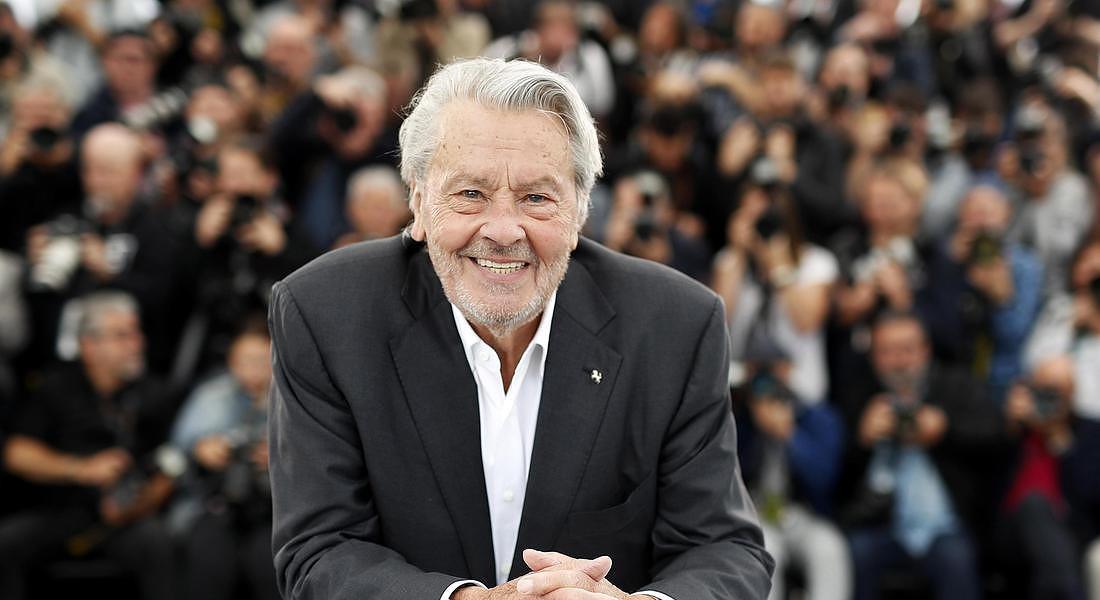 Alain Delon Photocall - 72nd Cannes Film Festival © EPA