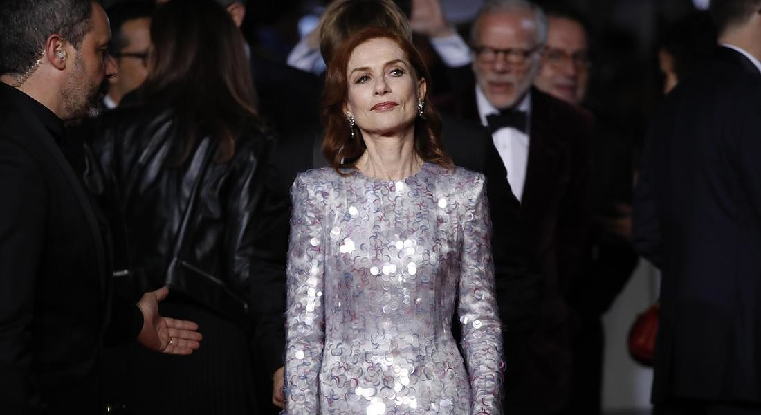 Frankie Premiere - 72nd Cannes Film Festival: Isabelle Huppert © EPA