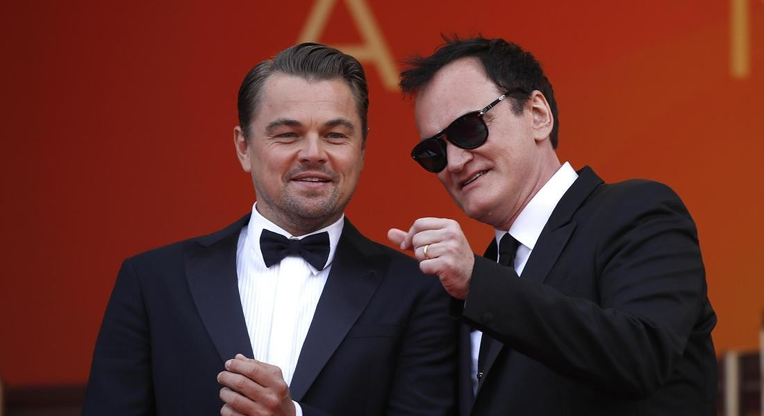 Once Upon A Time... In Hollywood Premiere - 72nd Cannes Film Festival © EPA