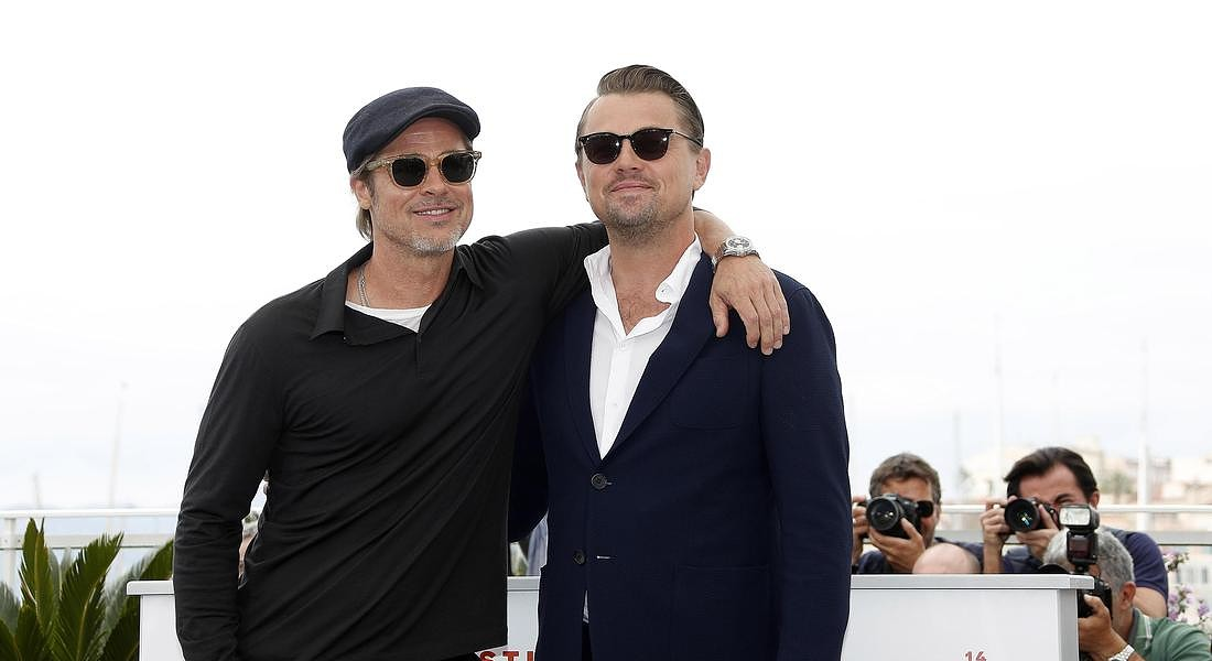 Once Upon A Time... In Hollywood Photocall - 72nd Cannes Film Festival © EPA