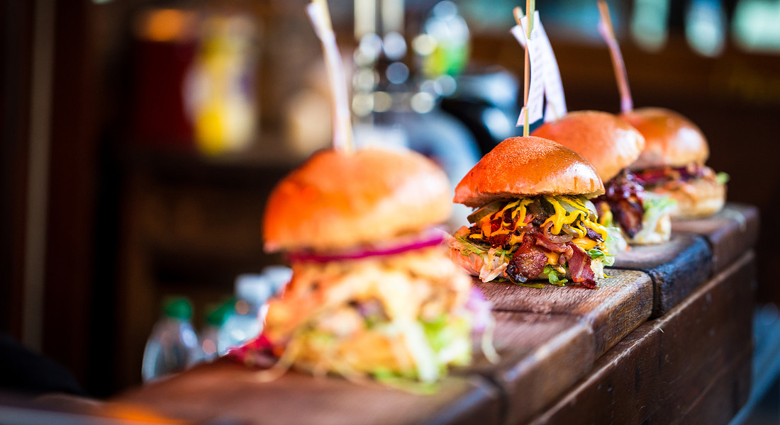 hamburger, foto iStock. © Ansa