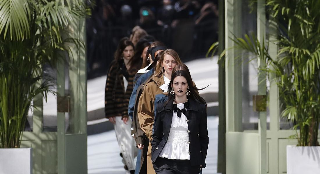 France Chanel Cruise Show 2019 © AP