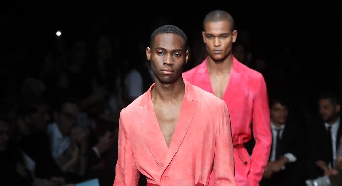 Emporio Armani - Runway - Milan Fashion Week © ANSA
