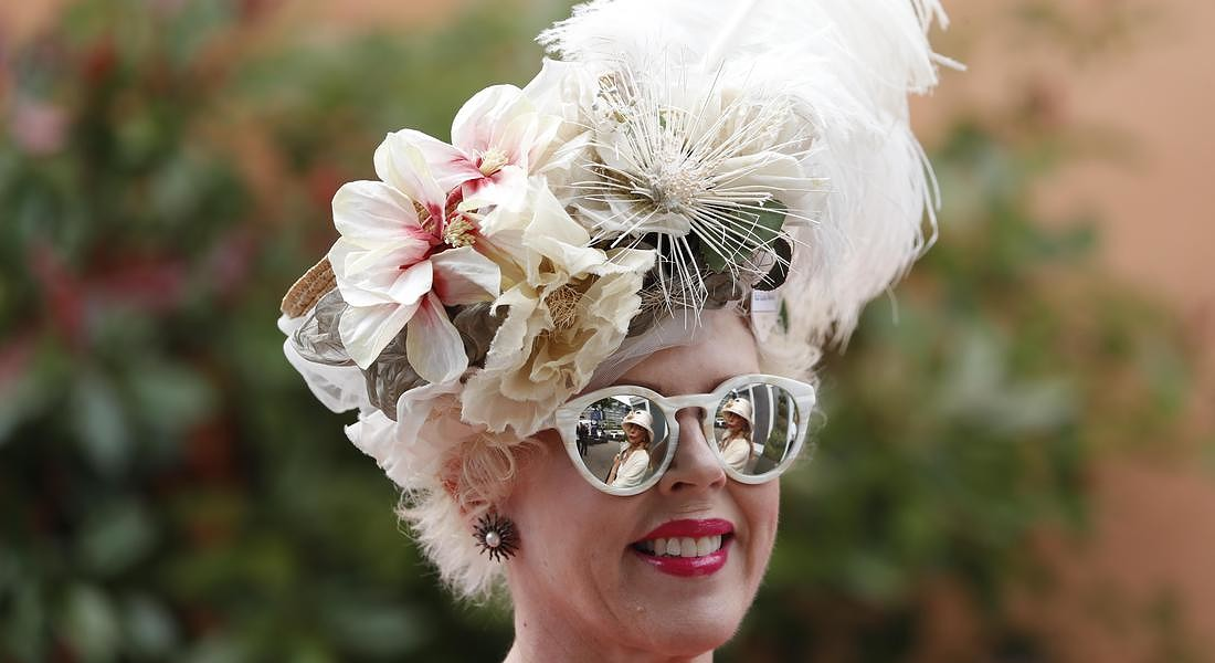 Britain Royal Ascot © AP