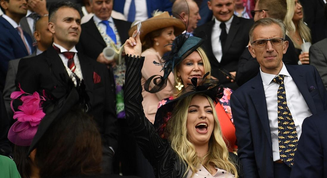 Royal Ascot Day One © EPA