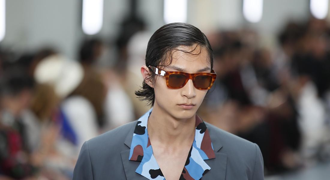 Paris Fashion Mens S/S 2019 Valentino © AP