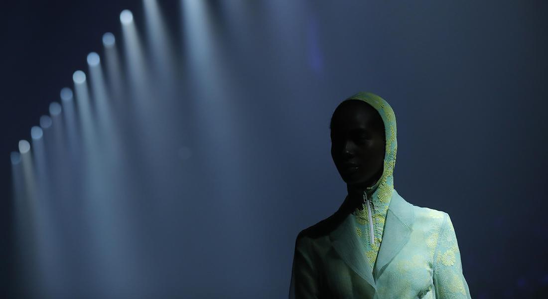 APTOPIX Paris Fashion Mens S/S 2019 Kenzo © AP