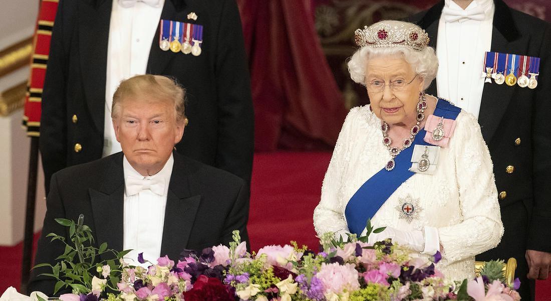 Britain Trump © AP