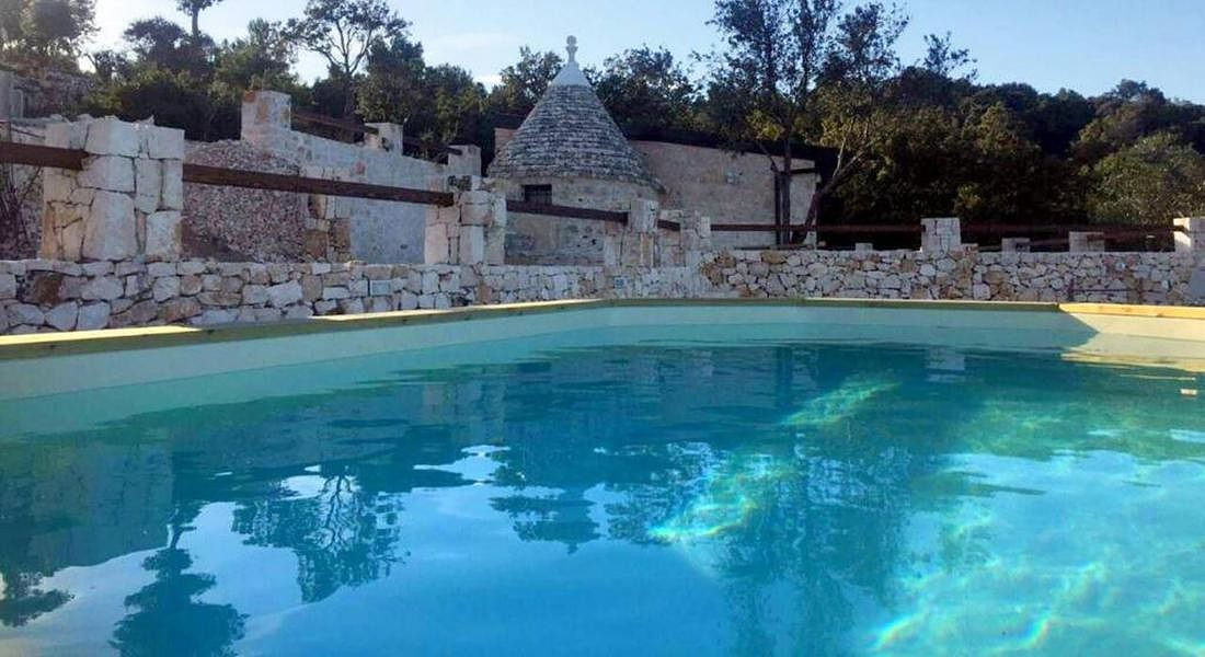 Trullo di Alberobello @Immobiliare.it © ANSA