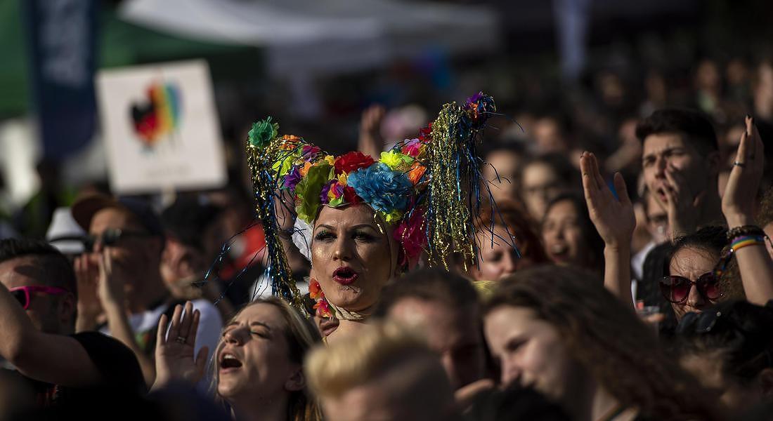 Pride Parade in Sofia © EPA