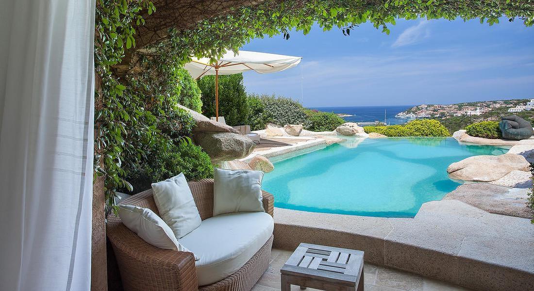 Sardegna la piscina piu scenografica © ANSA