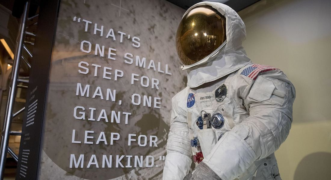 Moon Landing Aniversary © AP