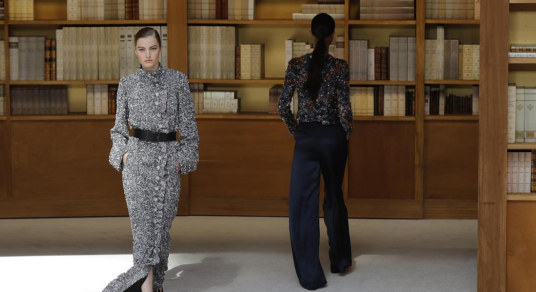 Paris Fashion F/W 2020 Chanel © AP