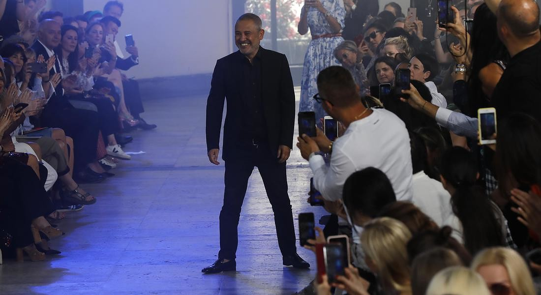 Paris Fashion F/W 2020 Saab © AP