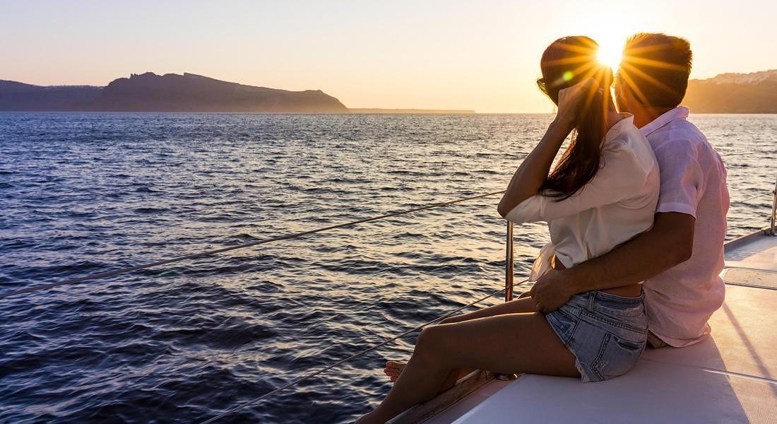 vacanza in barca in coppia @Sailogy © ANSA