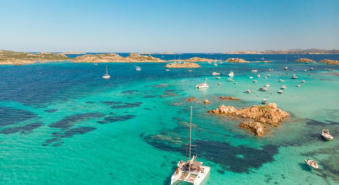 barca in Sardegna  Sardegna @Sailogy © ANSA