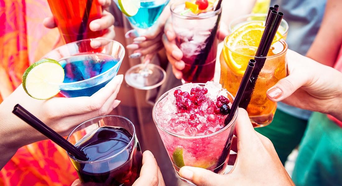 Drink a colori, per ciascuno un'emozione diversa foto iStock. © Ansa