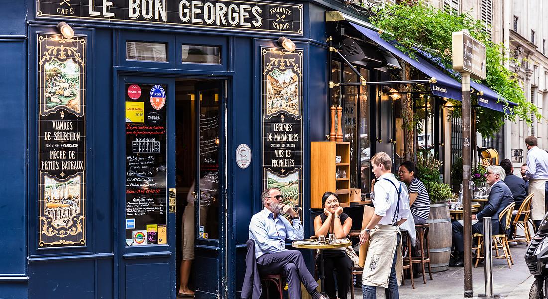 Un cafè di Parigi foto iStock. © Ansa