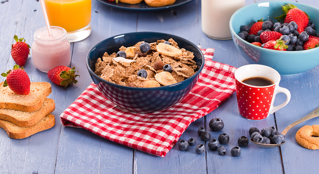Colazione con i cereali foto iStock. © Ansa