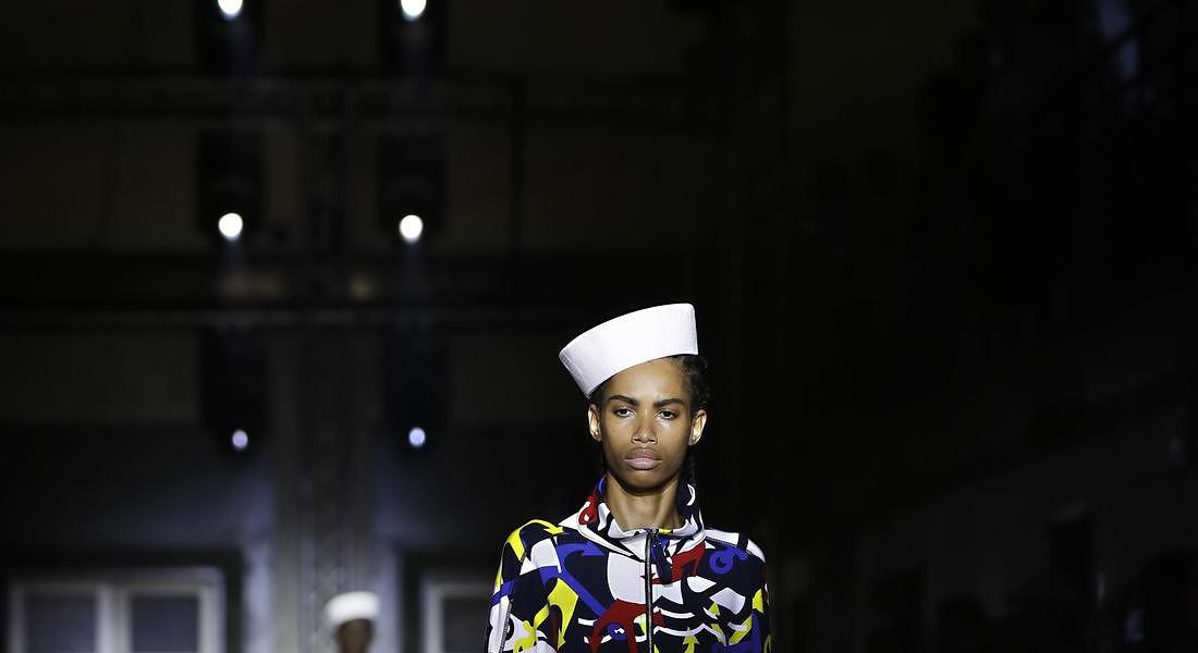 Italy Fashion S/S 2020 Benetton © AP